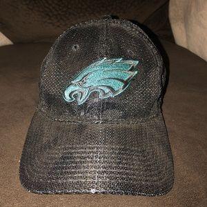 Victoria's Secret PINK Philadelphia Eagles hat